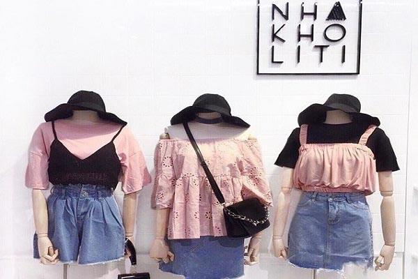 Shop quần jean nhà kho Liti TPHCM