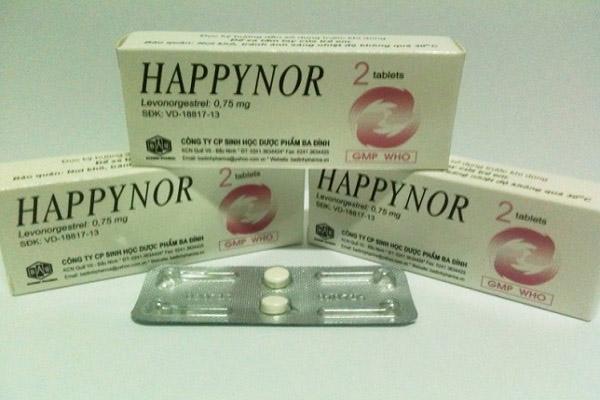 nên uống thuốc tránh thai nào