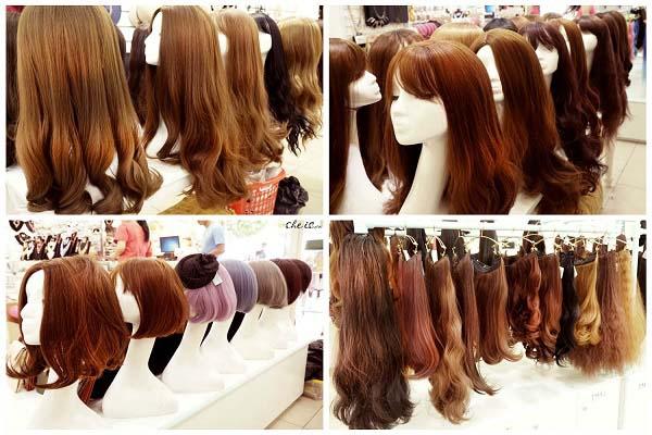 điah chỉ bán tóc giả đẹp và chất lượng ở TP hồ Chí Minh