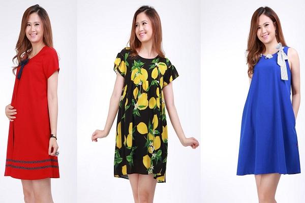 cửa hàng bán đồ đầm bà bầu giá rẻ tại TP Hồ Chí Minh