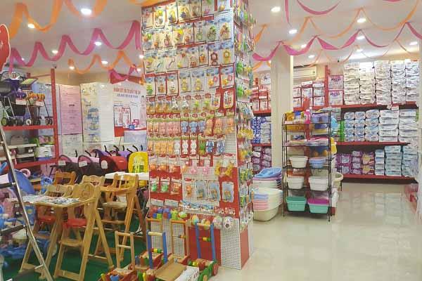 mua đồ ở shop mẹ và bé nào rẻ đẹp tại tphcm