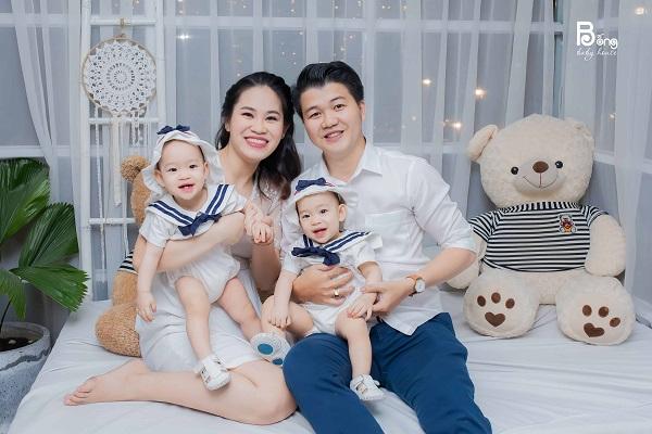 chụp hình gia đình ở studio nào đẹp nhất HCM