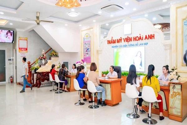 Thẩm mỹ viện Hoài Anh tại đà nẵng