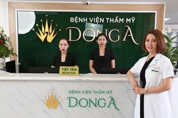 Thẩm mỹ viện Đông Á tại Đà Nẵng