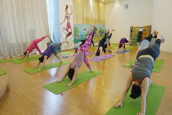trung tâm dạy tập yoga uy tín tại hà nội