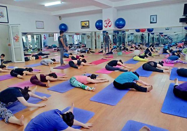 địa chỉ dạy yoga tại hà nội