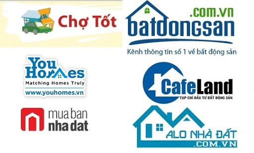 Các website mua bán bất động sản uy tín nhất tại Việt Nam năm 2020.
